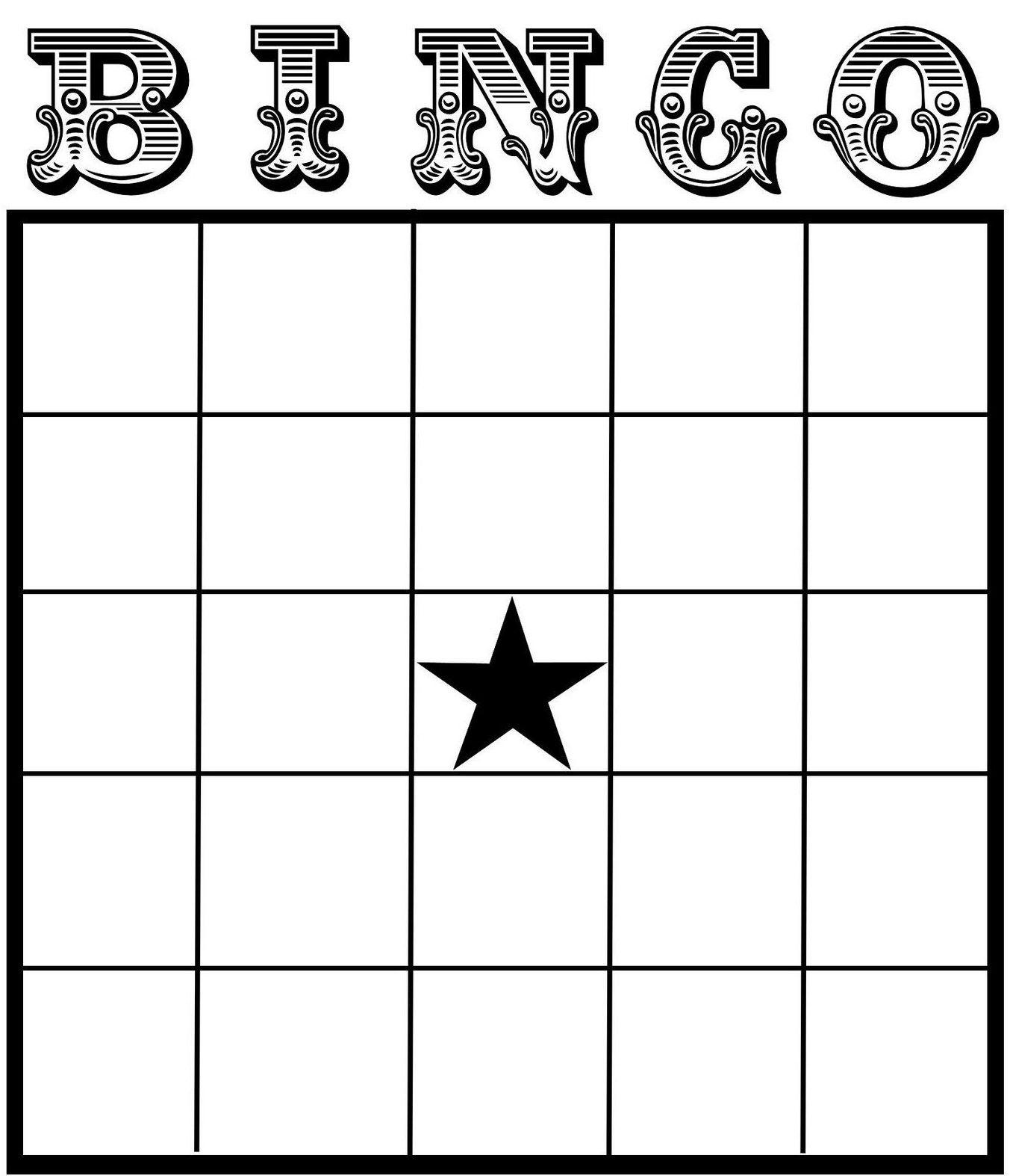 002 Blank Bingo Card Template Ideas Stupendous Free Generator Using - Free Printable Bingo Cards For Teachers