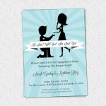 008 Engagement Party Invitations Templates Template Ideas Print At   Free Printable Engagement Party Invitations