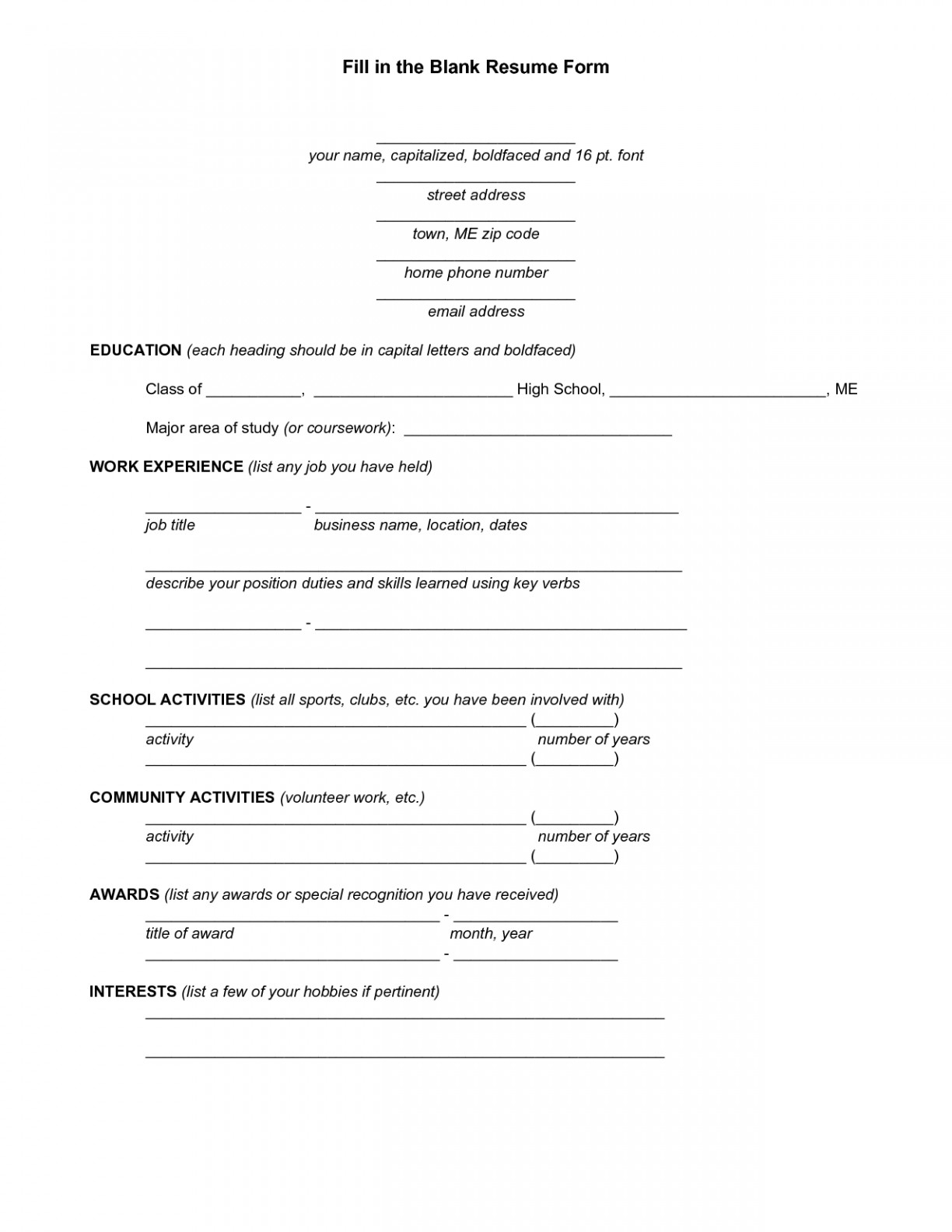 008 Free Printable Business Planates Fill In The Blanksate Pdf - Free Printable Simple Business Plan Template