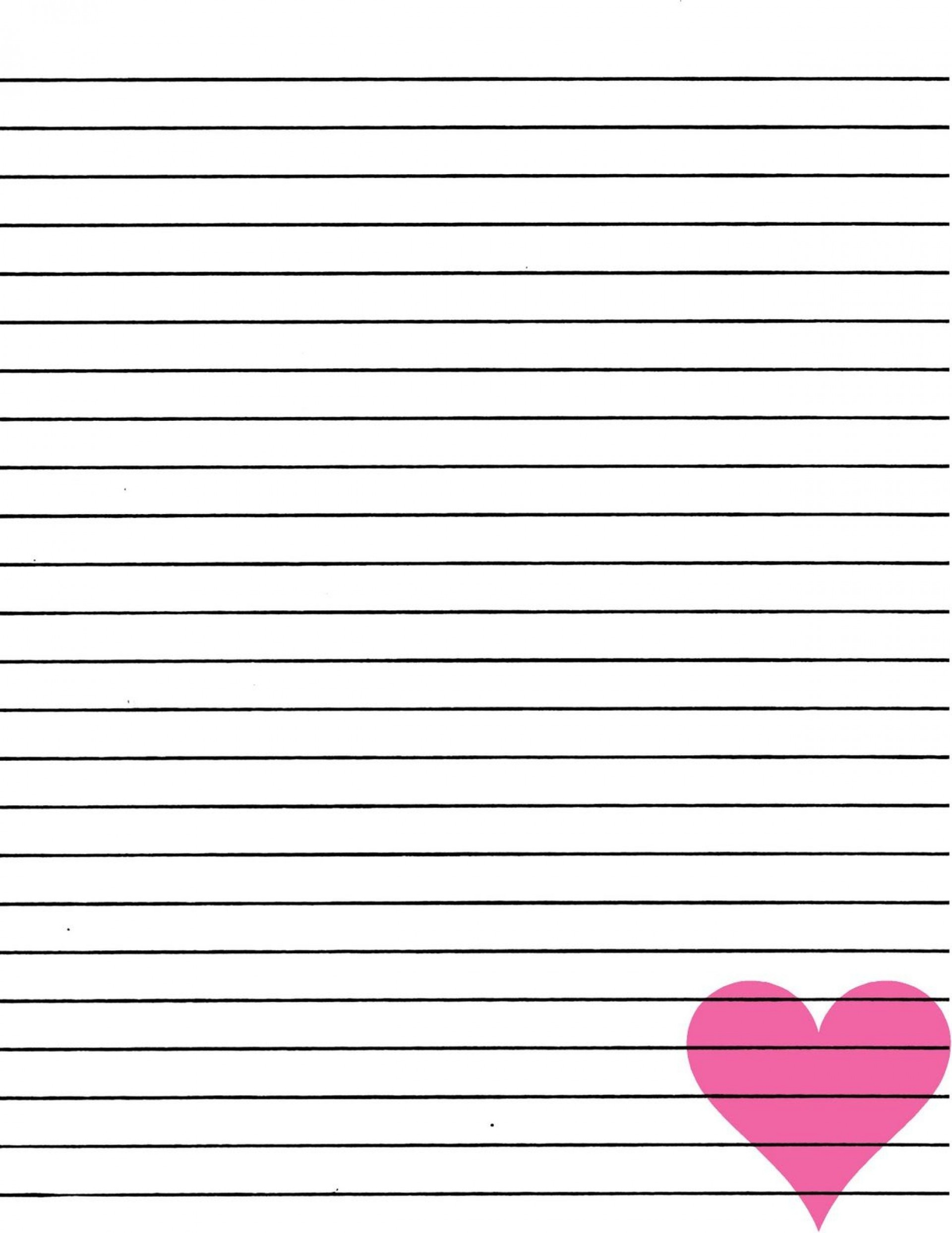 012 Lined Paper Template Pdf Ideas Papers Pics Writing For Kids - Free Printable Lined Stationery