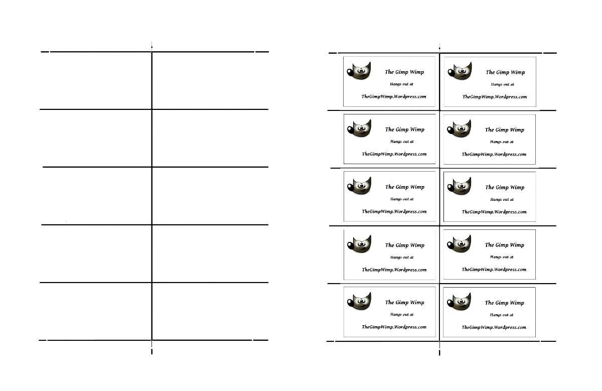 013 Free Printable Business Templates Averyard Template For Word - Free Printable Business Templates