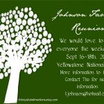 017 1000 Images About Family Reunion On Pinterest 0 Template Ideas   Free Printable Family Reunion Invitations