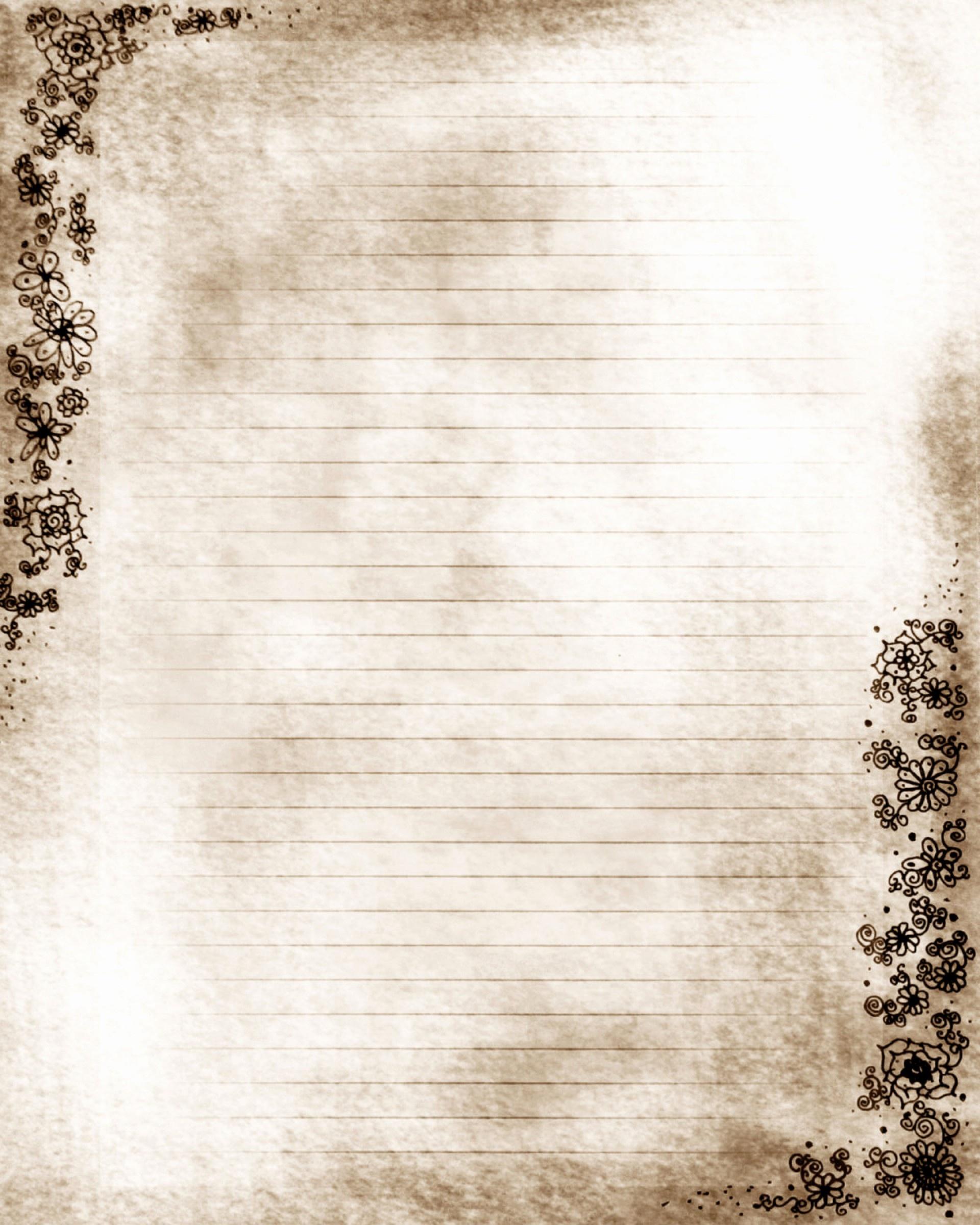 023 Template Ideas Free Printable Elegant Stationery Templates Paper - Free Printable Lined Stationery