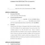 028 Free Living Will Forms To Print Printable 198465 Form Imposing - Free Printable Will Forms
