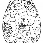 10 Cool Free Printable Easter Coloring Pages For Kids Who've Moved   Free Printable Easter Basket Coloring Pages