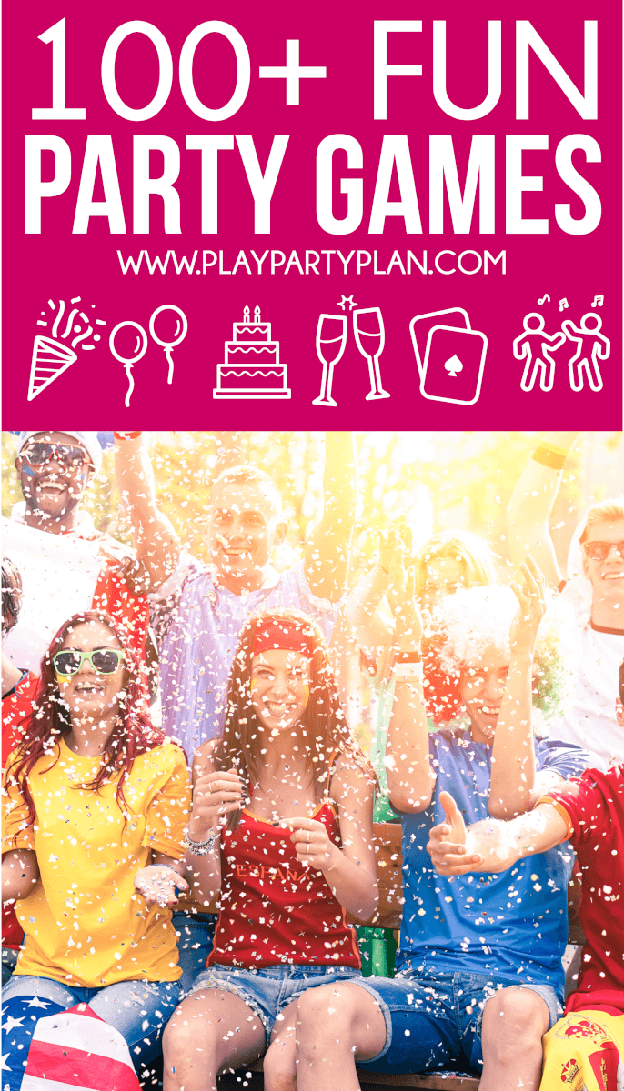 Free Printable Women's Party Games