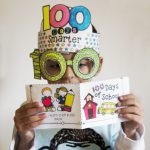 100Th Day Of School….let's Celebrate!   The Candy Class   100Th Day Of School Printable Glasses Free