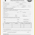 11 Free Printable Medical Forms | St Columbaretreat House – Free   Free Printable Medical Forms