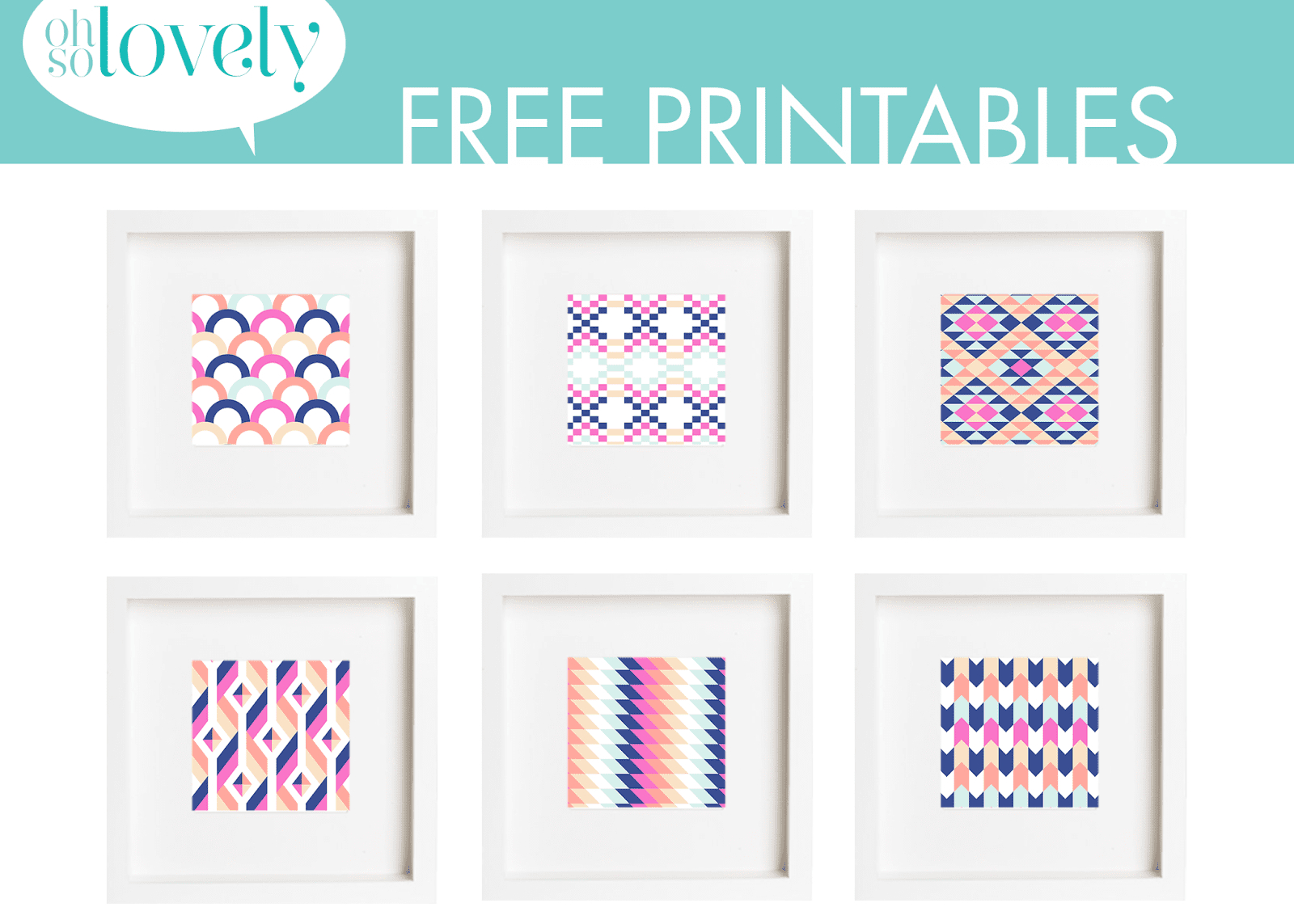 11 Places To Find Free, Printable Wall Art Online - Free Printable Wall Posters