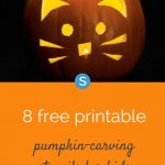 12 Free Printable Pumpkin Carving Stencils For Kids | Parenting And   Free Printable Pumpkin Carving Stencils For Kids
