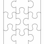 19 Printable Puzzle Piece Templates ᐅ Template Lab   Free Printable Puzzles