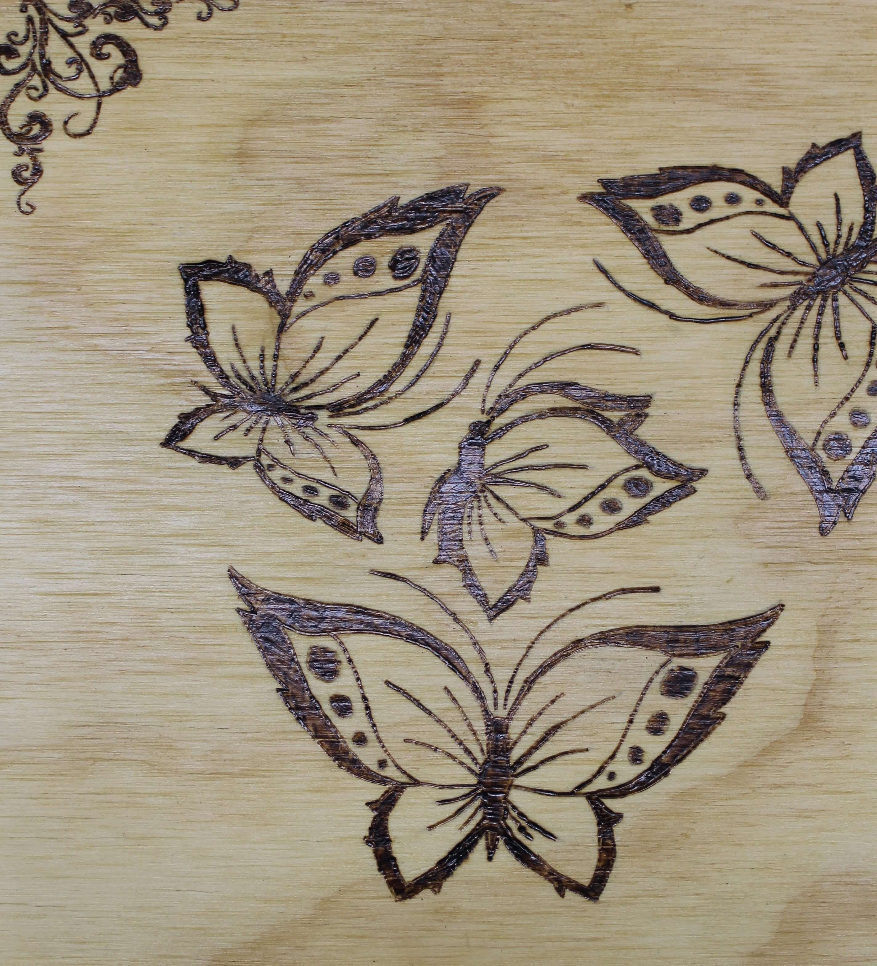 20 Free Printable Wood Burning Patterns For Beginners | Woods | Wood - Free Printable Wood Burning Patterns