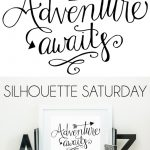 25 Free Printables For Your Home!   Happily Ever After, Etc.   Free Printable Quote Stencils