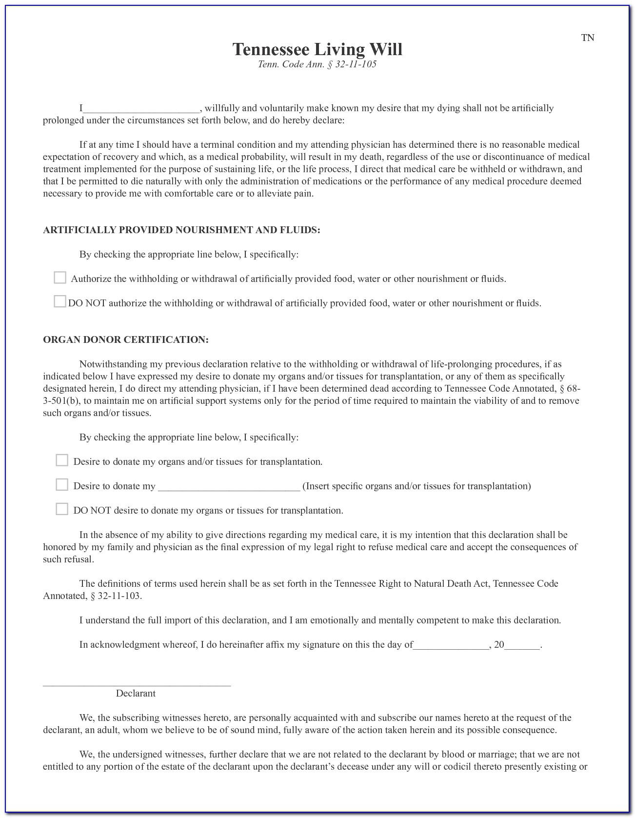 26 Images Of Free Printable Living Will Template | Infovia With - Free Printable Will Forms
