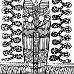 3 Sarcophagus Drawing Printable For Free Download On Ayoqq   Free Printable Sarcophagus