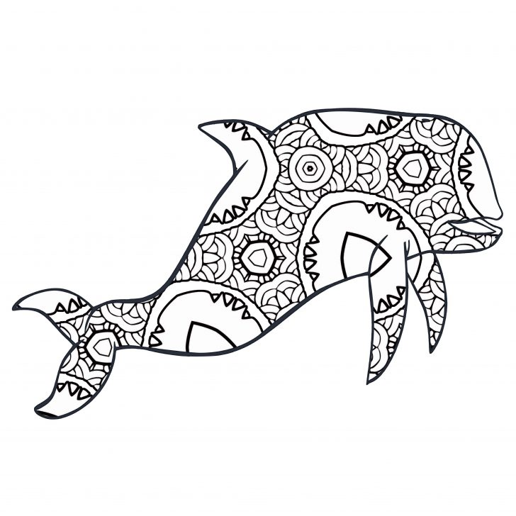Free Coloring Pages Animals Printable