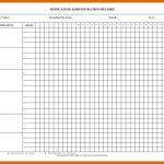 4 5 Free Printable Medication Chart | Salescv   Medication Chart Printable Free
