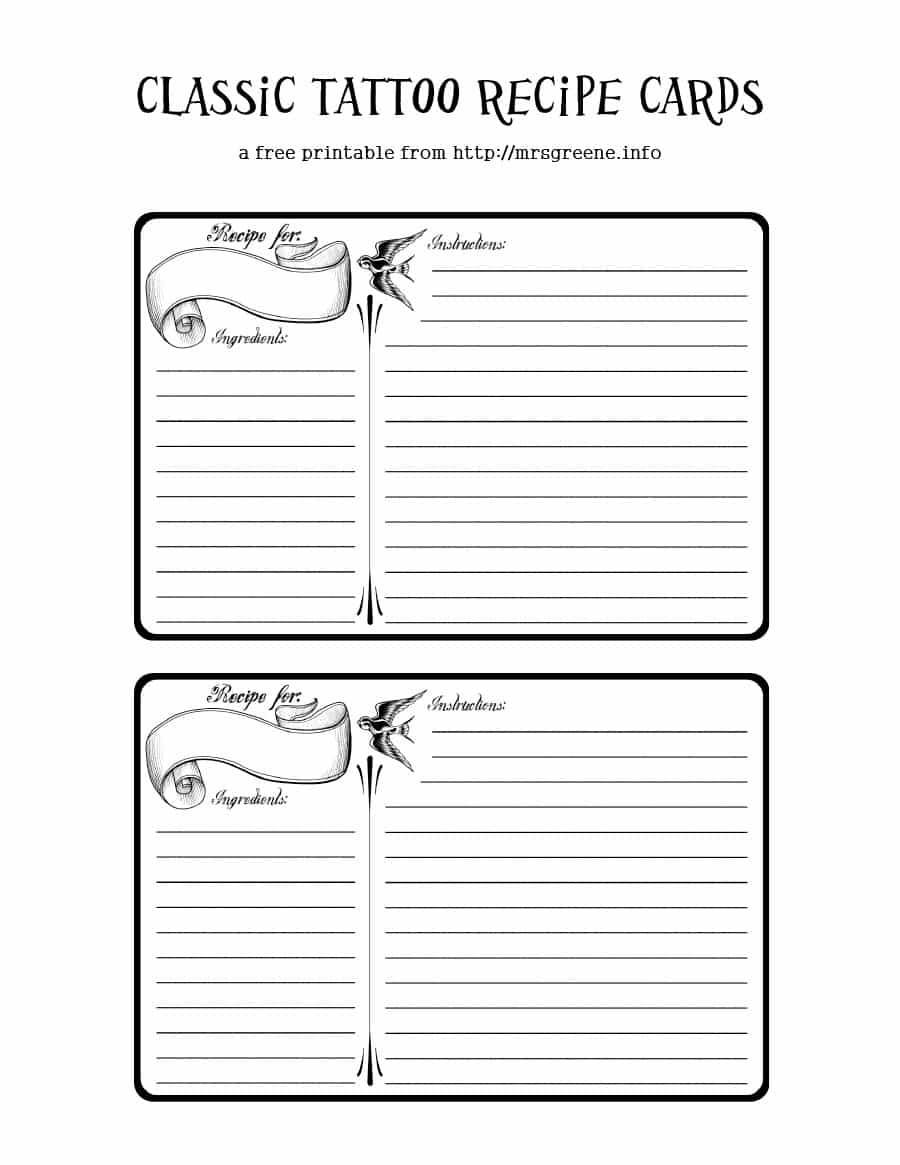 44 Perfect Cookbook Templates [+Recipe Book & Recipe Cards] - Free Printable Recipe Book Pages