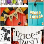 7 Free Printable Halloween Banners   Bloggers Best   Halloween Party - Free Printable Halloween Decorations Scary