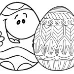 7 Places For Free, Printable Easter Egg Coloring Pages   Free Printable Easter Basket Coloring Pages
