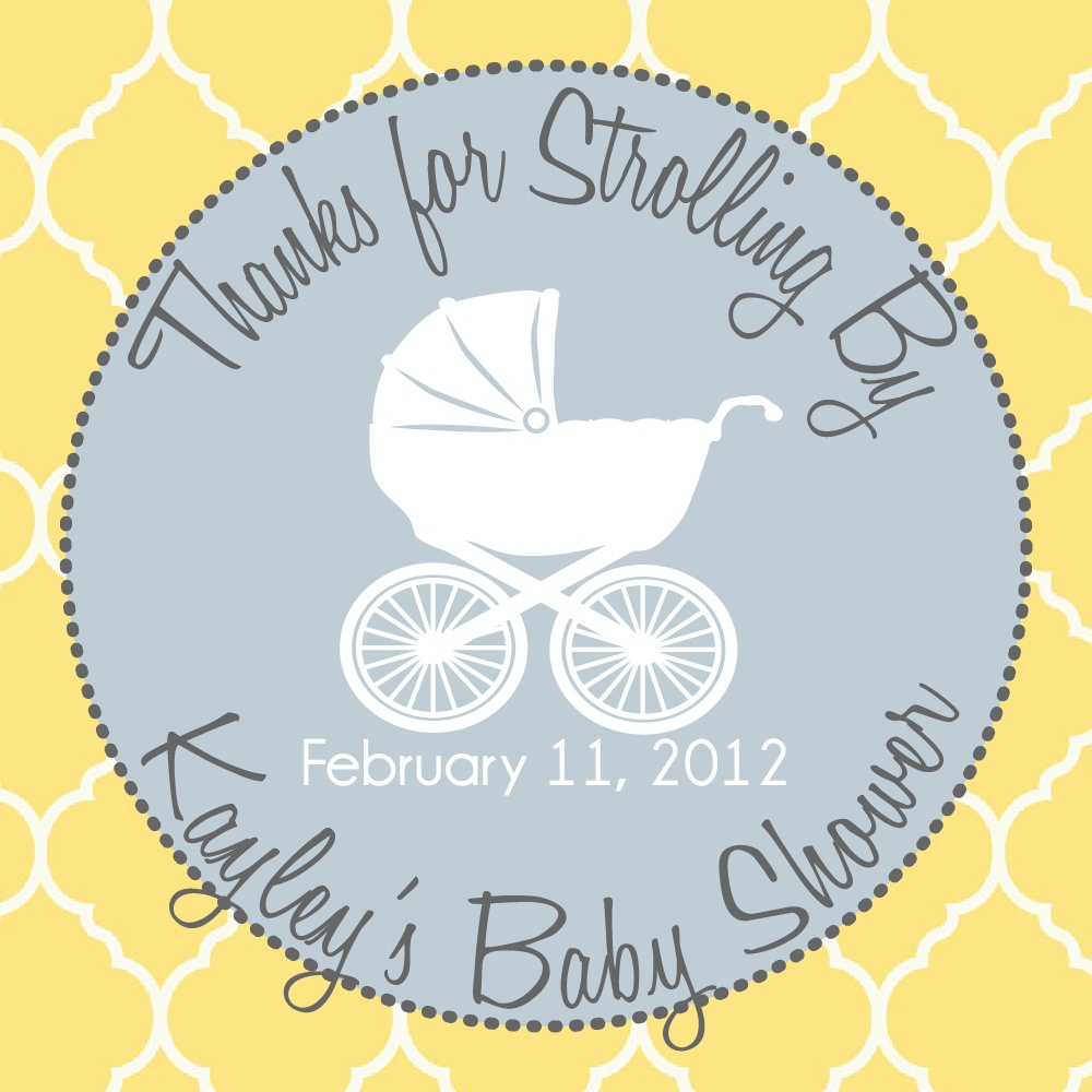 9 Best Images Of Free Printable Baby Shower Gifts Free Silver Shower - Free Printable Baby Shower Label Templates