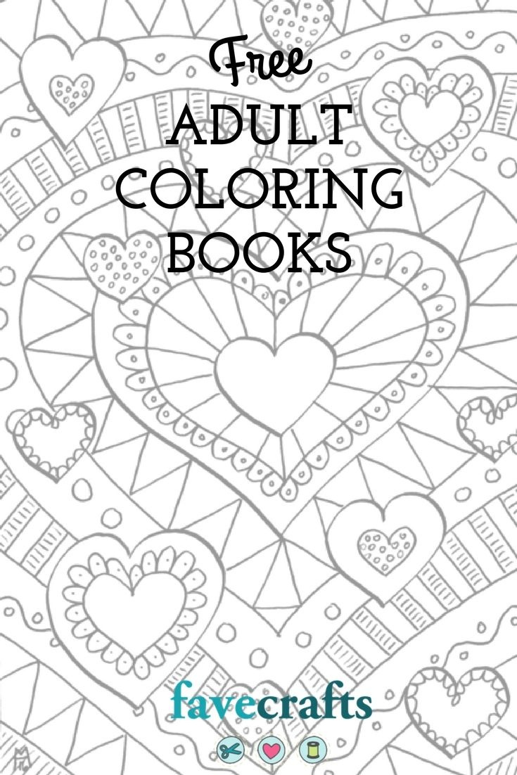 9 Free Printable Coloring Books (Pdf Downloads) | Free Adult - Free Printable Coloring Books Pdf