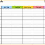 9+ Free Printable Spreadsheet Templates   Balance Spreadsheet   Free Printable Spreadsheet