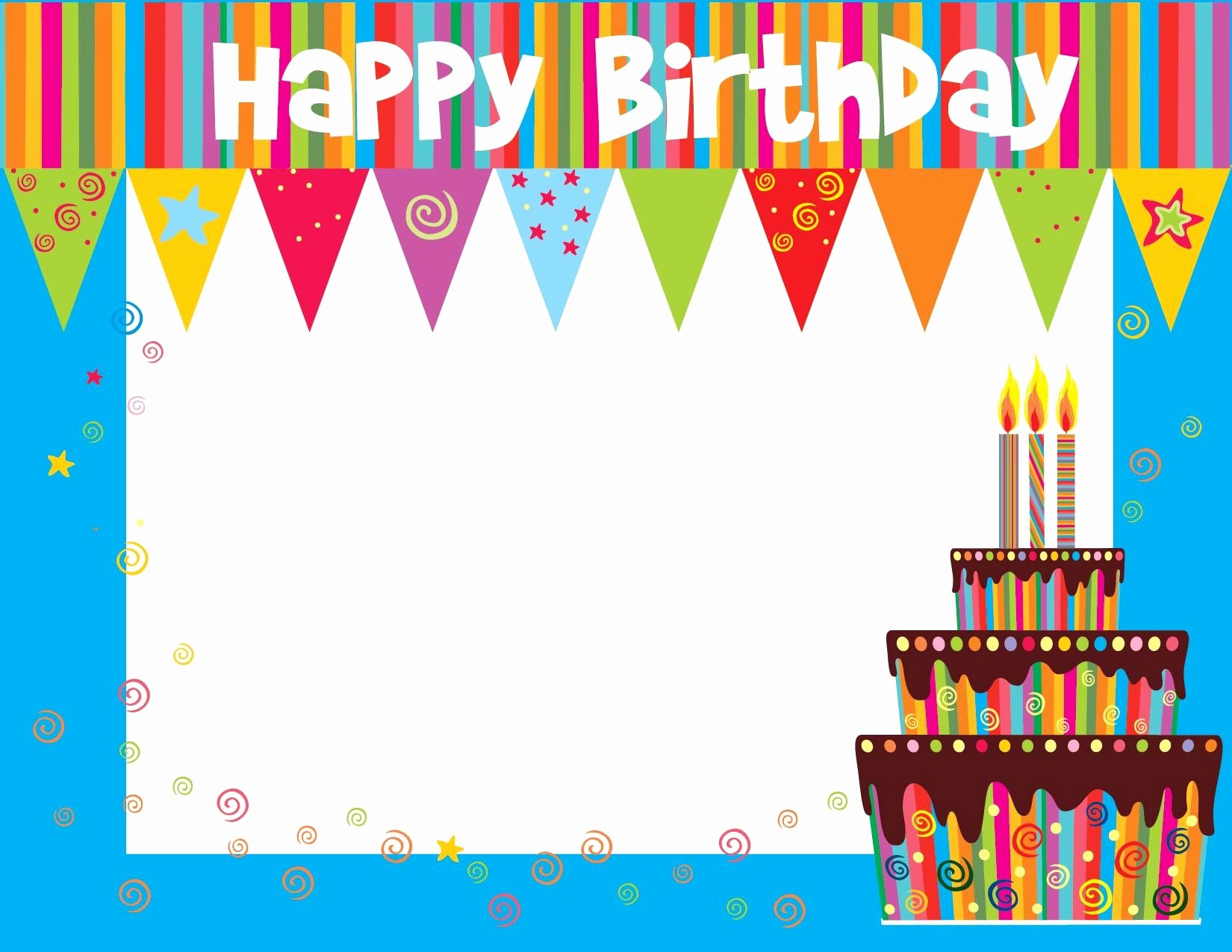 93+ Birthday Card With Photo Upload Free - Share A Greeting Card For - Free Printable Happy Birthday Cards Online