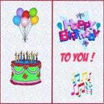 97+ Birthday Invites Online Printable   A Pink Owl Birthday Party   Free Printable Happy Birthday Cards Online