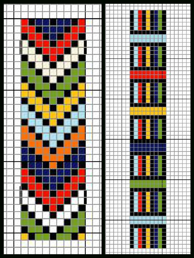 African Diy Bead Loom Bracelet | Beading/jewelry Making | Bead Loom - Free Printable Bead Loom Patterns