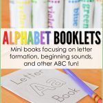 Alphabet Mini Booklets   Letters P To T (Free Printable)   Free Printable Abc Mini Books
