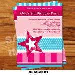 American Girl Birthday Invitations Free Printable   American Girl   American Girl Party Invitations Free Printable