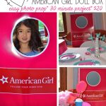 American Girl' Themed Birthday Party Ideas   Parentmap   American Girl Party Invitations Free Printable