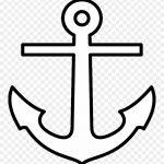 Anchor Printable Pattern   Printable Anchor Template Clipart (#10369   Free Printable Anchor Template