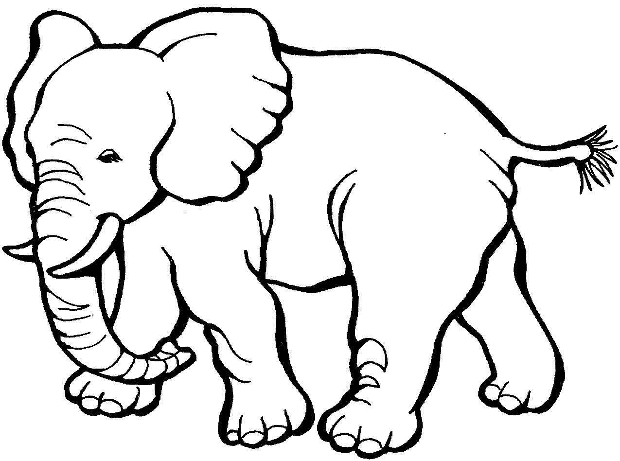 Animal Coloring Pages | Free Download Best Animal Coloring Pages On - Free Coloring Pages Animals Printable