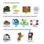 Animal+Hibernation+Printable+Worksheets | Hibernation | Printable - Free Printable Hibernation Worksheets