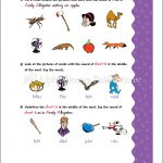 Aop Horizons Free Printable Worksheet Sample Page Download For   Free Phonics Readers Printable