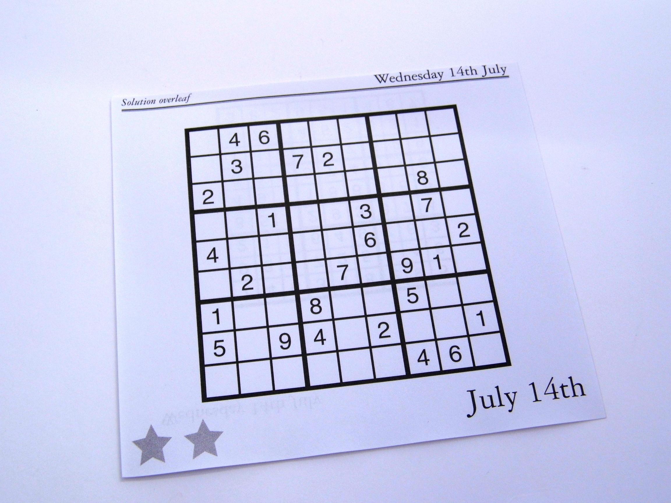 Archive Evil Puzzles – Free Sudoku Puzzles - Free Printable Sudoku 6 Per Page