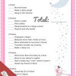 Ballerina Baby Shower Printable Set | Baby Stuff | Ballerina Baby   Free Printable Baby Shower Games For Twins