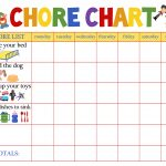Behaviour Charts For 6 Year Olds | Kiddo Shelter | Printable Reward   Free Printable Reward Charts For 2 Year Olds