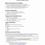 Bible Study Worksheets For Adults – Aggelies Online.eu   Free Printable Bible Study Lessons For Adults