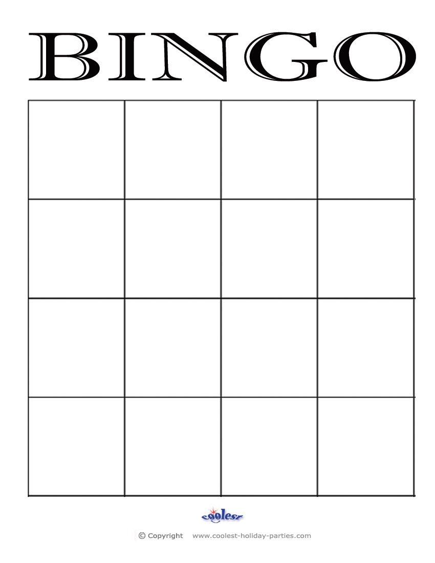 Bingo Pelipohja | M A T H S | Blank Bingo Cards, Custom Bingo Cards - Free Printable Blank Bingo Cards