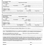 Blank Residential Rental And Lease Agreement Template For Tenants - Free Printable Residential Rental Agreement Forms