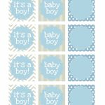 Boy Baby Shower Free Printables | Babyshower - Imprimibles Niños - Free Printable Baby Shower Labels And Tags