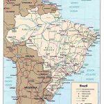 Brazil Maps | Printable Maps Of Brazil For Download   Free Printable Map Of Brazil