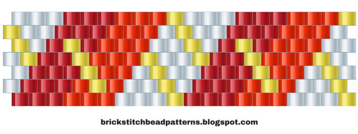Pony Bead Patterns Free Printable