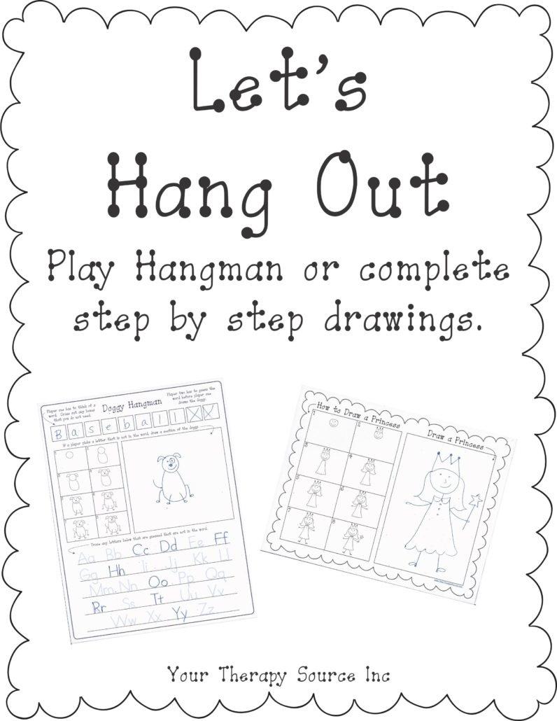 Bunny Game For Kids - Growing Play - Free Printable Hangman Game