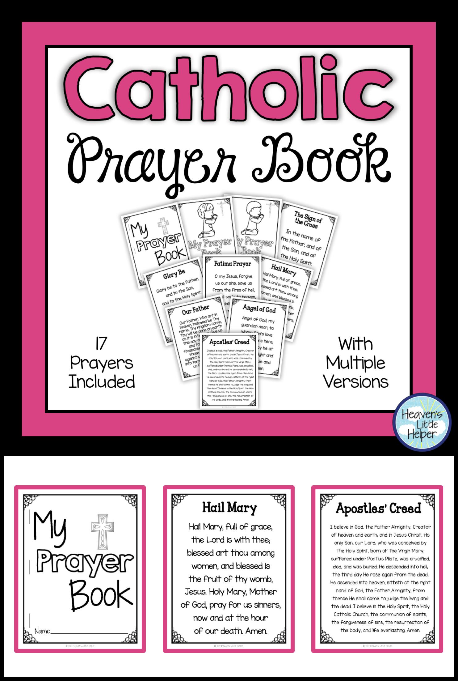 Catholic Prayer Book   Cce   Catholic Religious Education, Catholic - Free Printable Catholic Mass Book