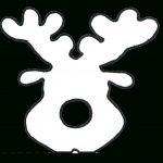Christmas Gift  Reindeer Nose Lollipops   Free Printable Reindeer Lollipop Template