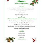 Christmas Menu Template   17 Free Templates In Pdf, Word, Excel Download   Christmas Menu Printable Template Free